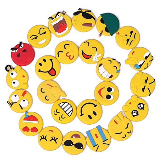 Nevera Imán, Imanes de nevera Emoji Adhesivo Decorativo Nevera ...
