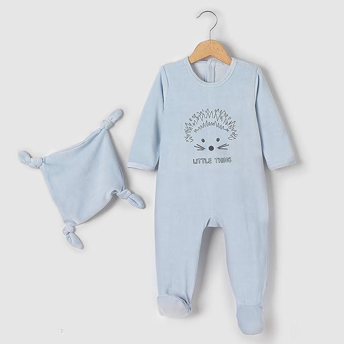 La Redoute - Pijama dos piezas - para niño Azul azul oscuro: Amazon.es: Ropa y accesorios