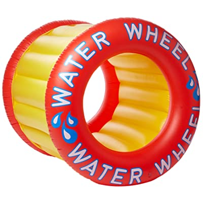 Swimline Water Wheel Pool Float: Toys & Games