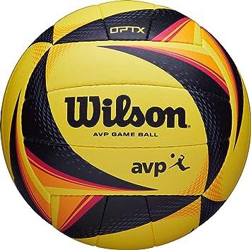 Wilson WTH00020XB Balón de Voléibol, Optx Avp Game Ball, Vóley ...