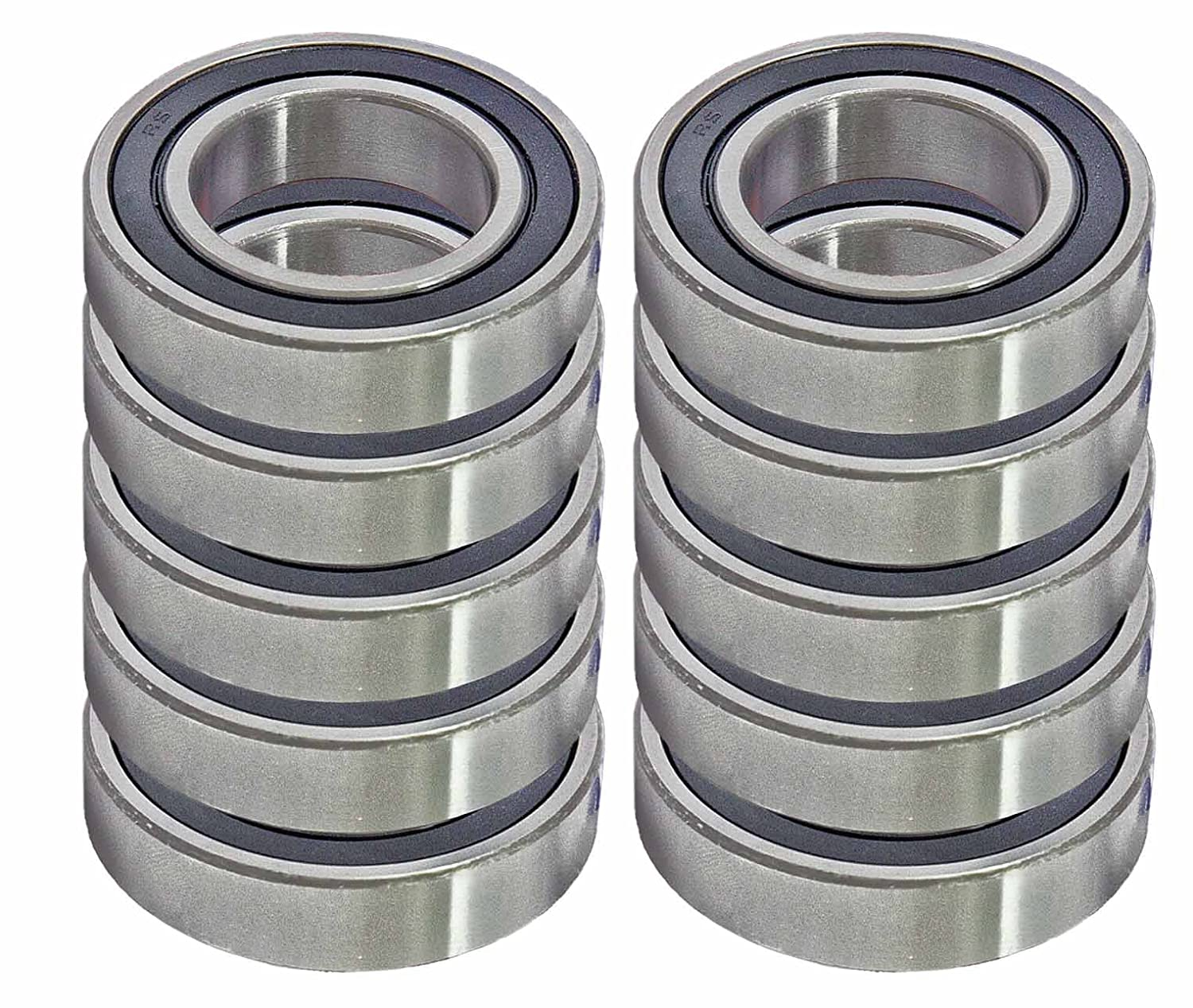 "Bearing 1616-2RS 1//2/""x 1 1//8/""x 3//8/"" Bearings Pack 10"