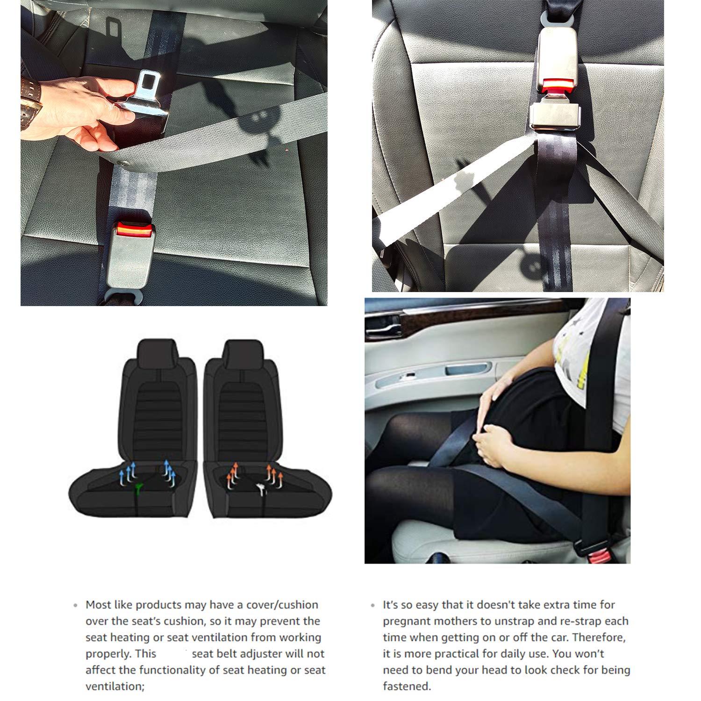 car can Adjust The Pregnant Belt,Pregnant car Travel Car Pregnant Belt Maternity Car Belt Adjuster