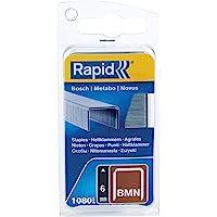 Rapid High Performance BMN Nietjes, Beenlengte: 6 mm, 40109555-1080 Stuks