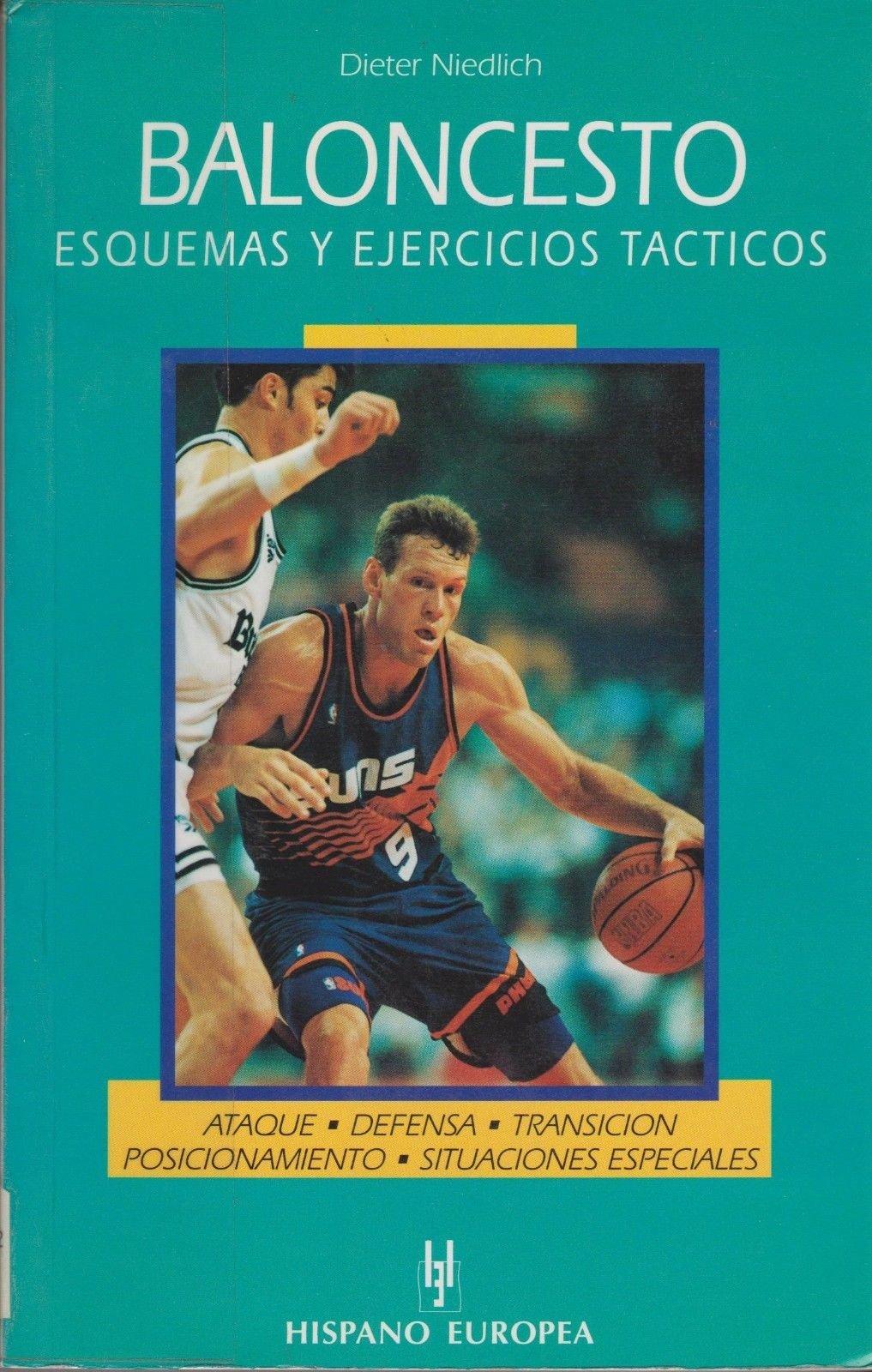 Baloncesto - esquemas y ejercicios tacticos: Amazon.es ...