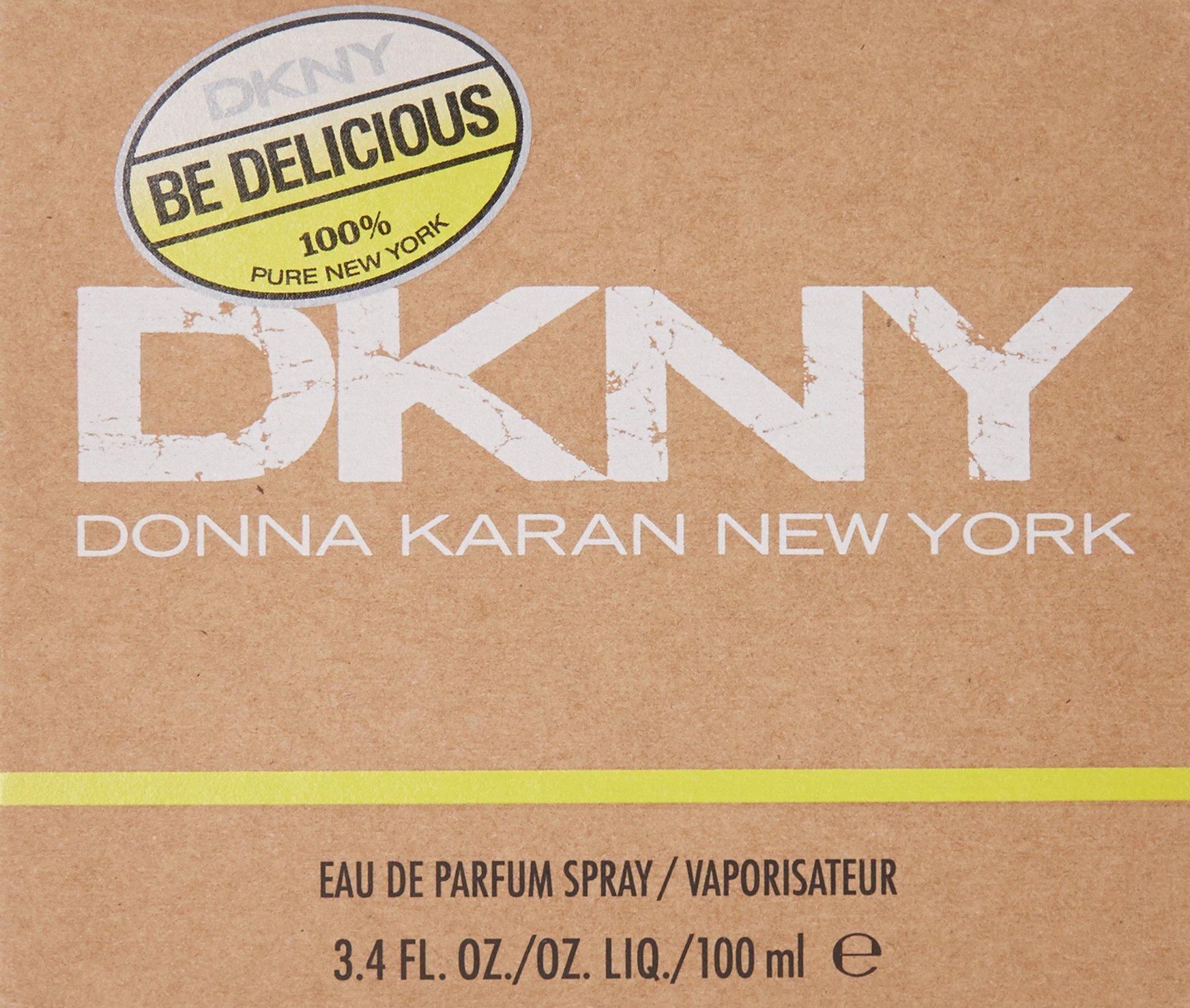 Dkny Be Delicious By Donna Karan For Women. Eau De Parfum Spray 3.4-Ounce Bottle by Donna Karan