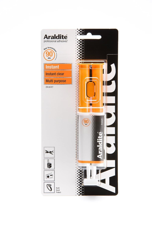 Araldite Instant Syringe Epoxy, 24 ml Huntsman Advanced Materials ARA-400012