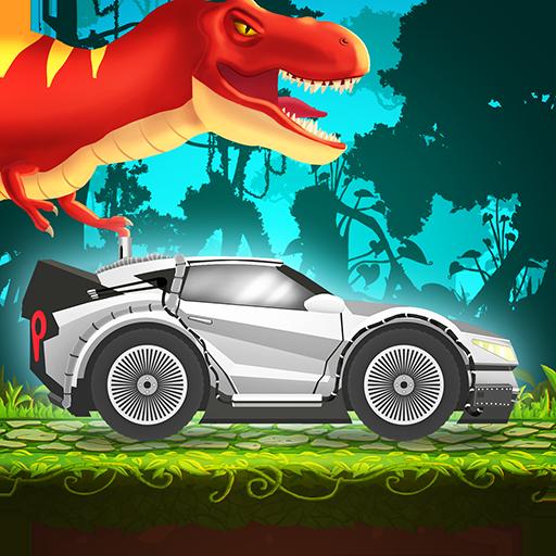 Fun Kid Racing Dinosaurs World