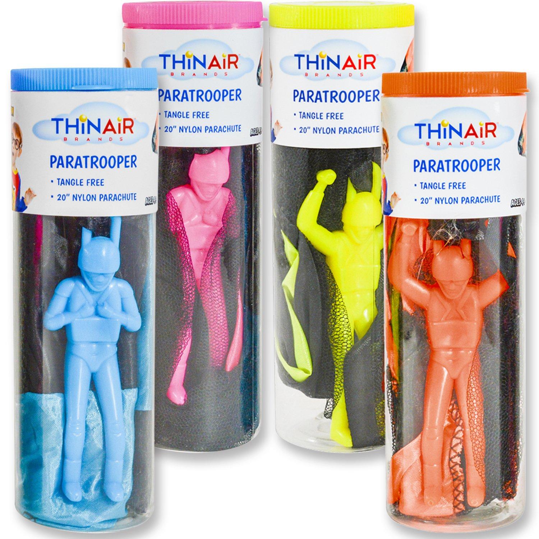 Thin Air Marken verwicklungsfreiem Parachute mit Fallschirmjäger in ...