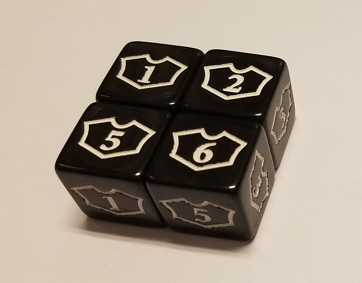 8x Planeswalker 1-6 /& 7-12 Loyalty Dice for Magic The Gathering CCG MTG by quEmpire