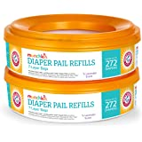 Munchkin Arm & Hammer Diaper Pail Refill Rings, 544 Count, 2 Pack (272 Count Each)