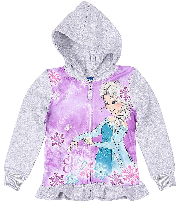 Disney Frozen Die Eiskönigin Elsa und Anna Sweatshirt Pullover NEU