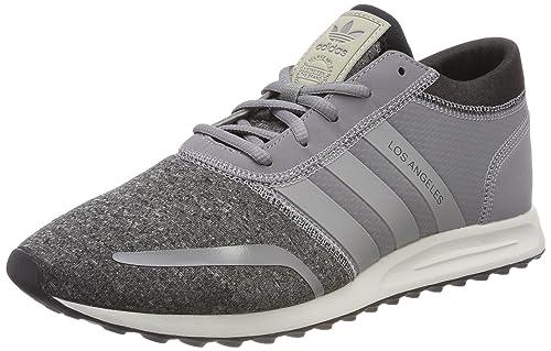 adidas Los Angeles, Zapatillas de Deporte para Hombre: Amazon.es: Zapatos y complementos