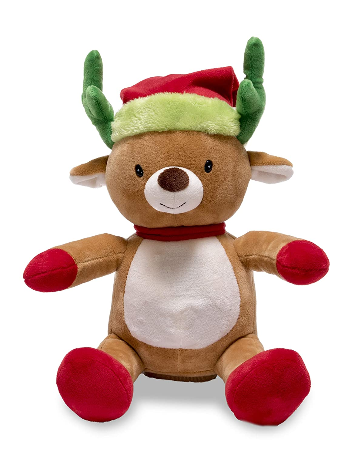 Cuddle Barn Holiday Light Boppers Reindeer Bopper