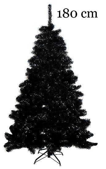 Wo Tannenbaum Kaufen.Matrasa Schwarzer Weihnachtsbaum Christbaum Inkl Ständer 180 Cm Schwarz Design