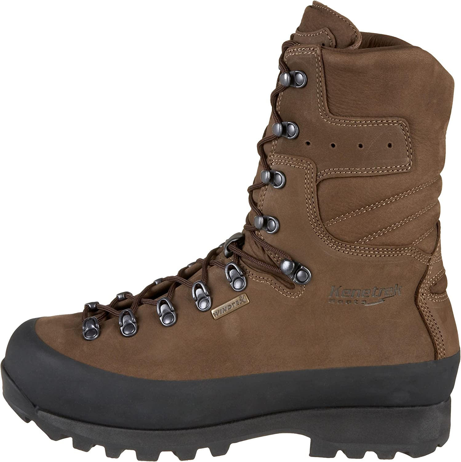 Kenetrek Men/'s Brown Size 11.5 W Mountain Extreme Non-Insulated  Hunting Boots