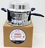 ARTC Multipurpose Mini Oven Khameer Hot Flat Arabic Lebanese Bread Maker, Manakish, Manaeesh Maker Oven, 1000 W Big Size…
