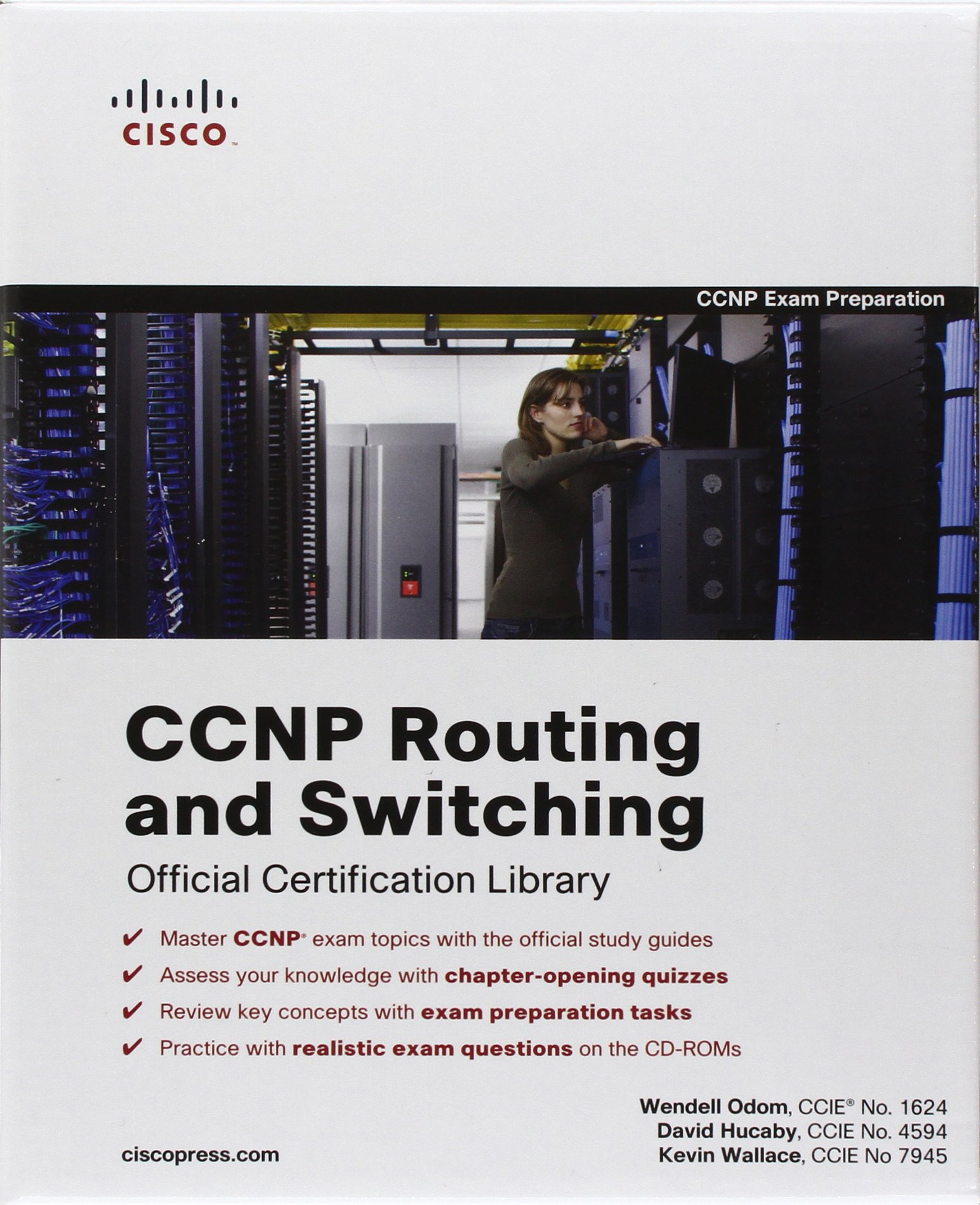 Amazon.fr - CCNP Routing and Switching Official Certification Library  (Exams 642-902, 642-813, 642-832). - Wendell Odom, David Hucaby, Kevin  Wallace - ...