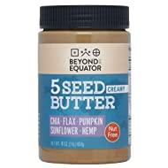 Beyond the Equator 5 Seed Butter - Nut Free 373303e3bde3