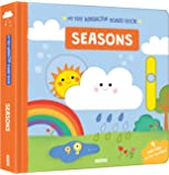 My First Interactive Board Book: Seasons