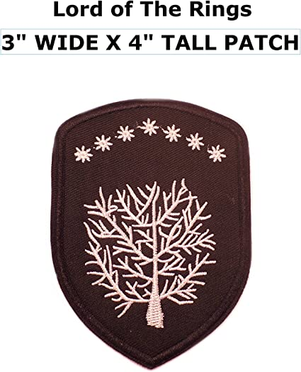OH Patch Iron Sew On Superman Batman Spiderman Wolverine Comic Embroidered Badge
