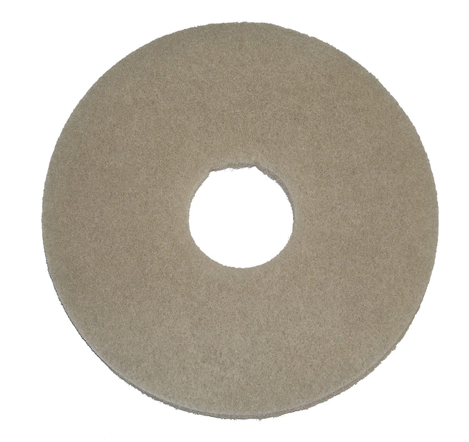 Oreck Commercial 437.058 Stone Care Pad, 12-Inch Diameter for 550MC Orbiter Floor Machine, Grey