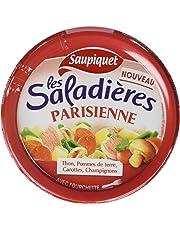 Saupiquet Les Saladières Parisienne Le Boîte de 220 g