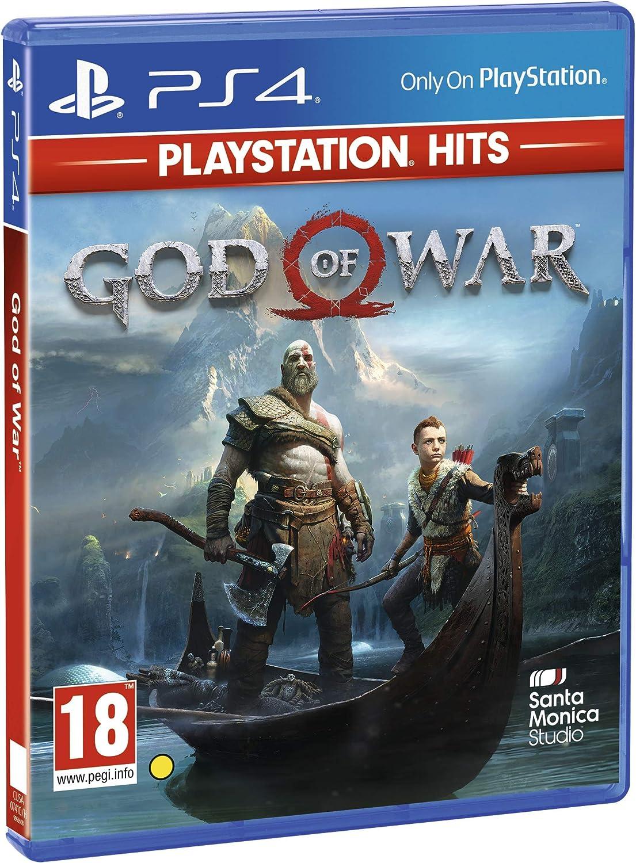 God of War PS4 [UK version]