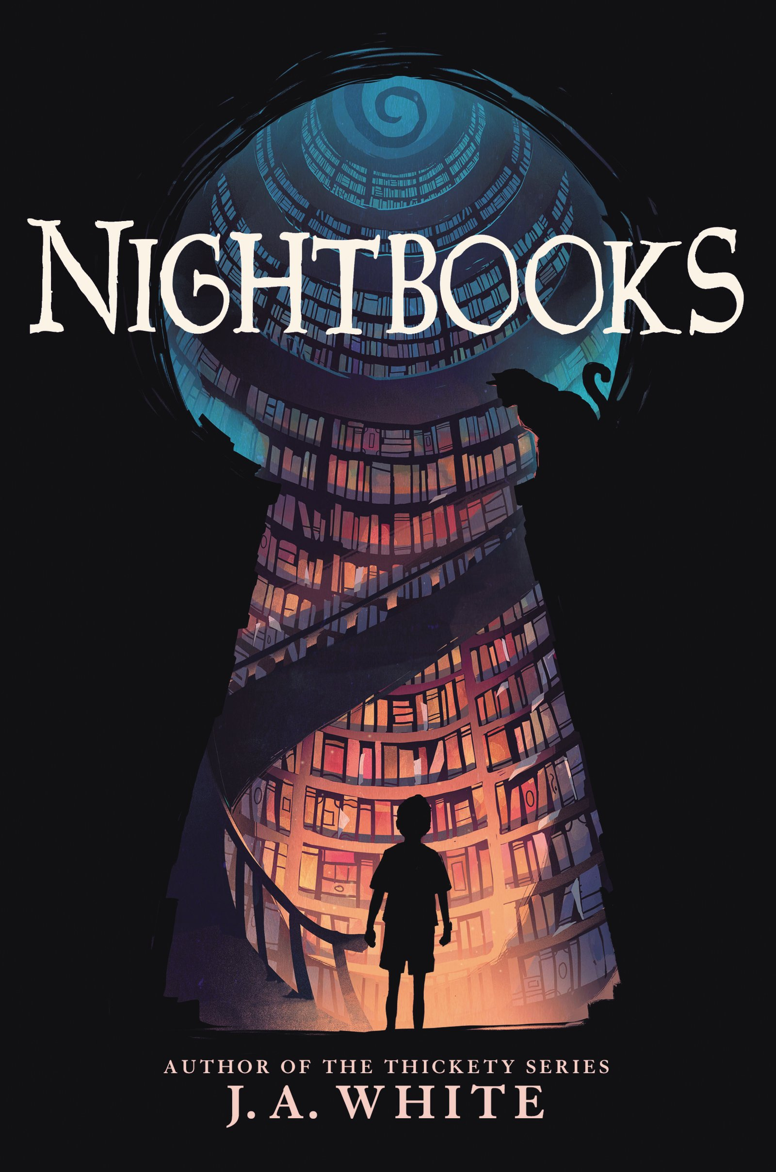 Nightbooks: White, J A: Amazon.com.mx: Libros