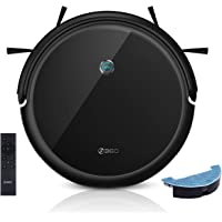 360 C50 Robot Vacuum and Mop, 2600 Pa, Scheduled Cleaning, Edge, Spot, Deep Cleaning, Works with Alexa