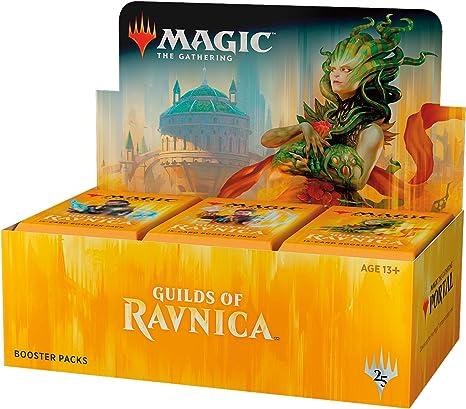 Magic The Gathering MTG-GRN-BD-EN Guilds of Ravnica Booster ...