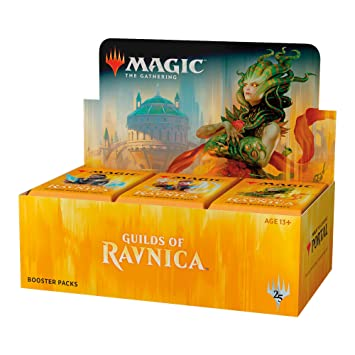 Magic The Gathering MTG-GRN-BD-EN Guilds of Ravnica Booster ...