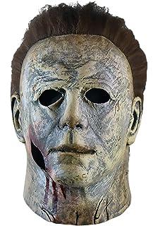 Offizielle Website erstklassig große Auswahl Amazon.com: Trick or Treat 2018 Halloween Michael Myers Mask ...