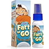 Fart to Go Extra Strong Liquid Fart Spray Funny Gag Gift – Prank Your Friends, Make Them Run and Make Them Laugh, Clear…
