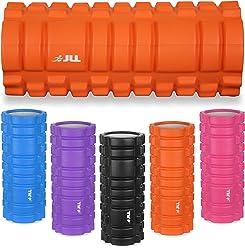 JLL ® Yoga Foam Roller Exercise Massage Physio Gym Pilates
