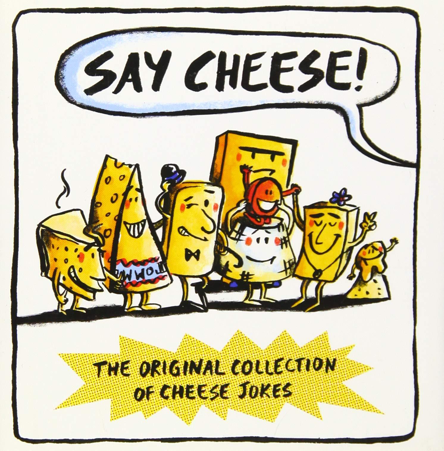 Christmas Cheese Puns.Say Cheese Amazon Co Uk Le Grand Fromage Tutu Tyutyunnik