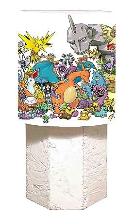 Lampe De Et Chevet Eclairage Pokemon2VersionLuminaires UVGzpSqM