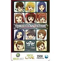 Xbox LIVE 3500 マイクロソフト ポイント カード THE IDOLM@STER 限定バージョン(D)【プリペイドカード】【メーカー生産終了】