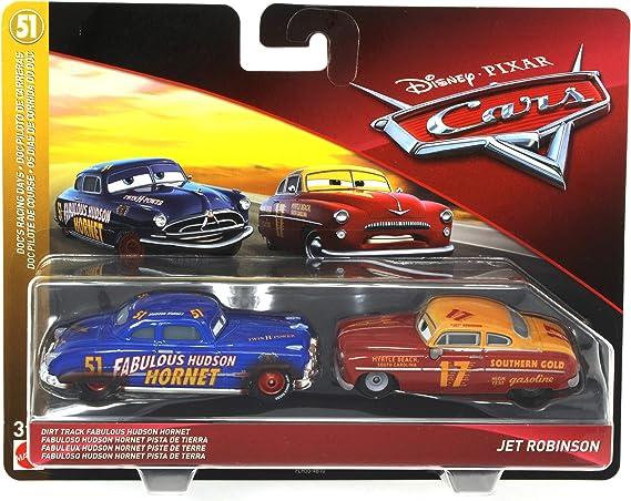 FABULOUS HUDSON HORNET R #10 Race O Rama Collection ROR series Disney Cars
