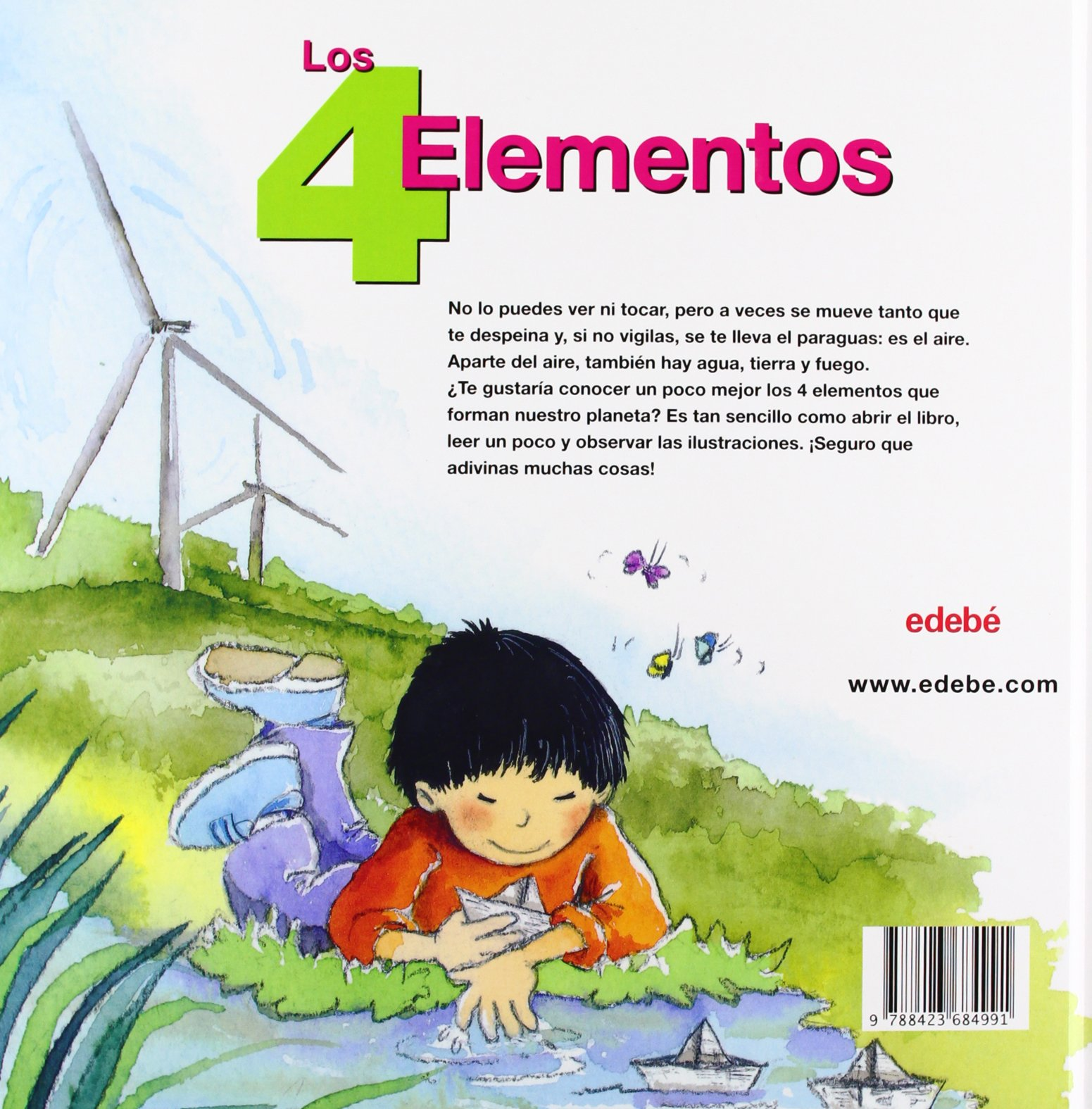 Los 4 elementos (Spanish Edition): Nuria Roca, Rosa Maria Curto, Rosa M. Curto: 9788423684991: Amazon.com: Books
