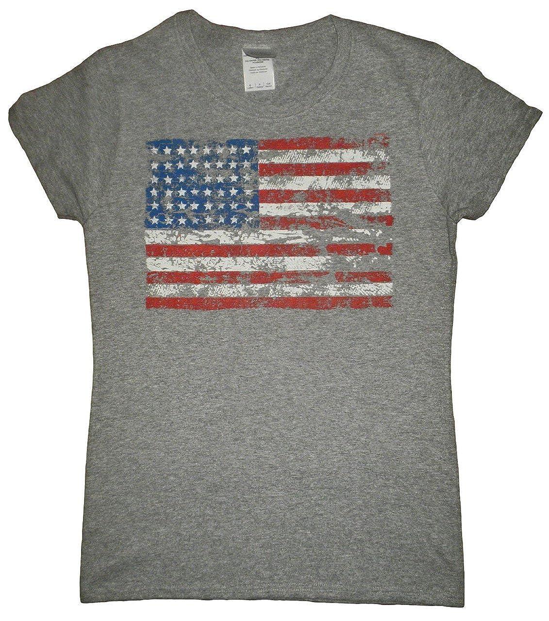 Amazon Us Custom Ink Us Custom Ink Womens American Flag