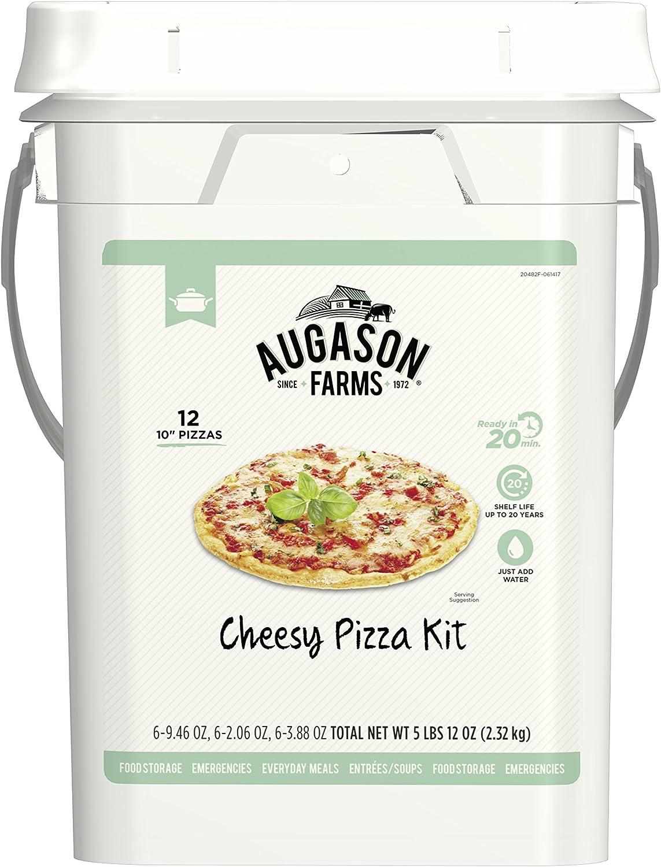 Augason Farms Cheesy Pizza Kit