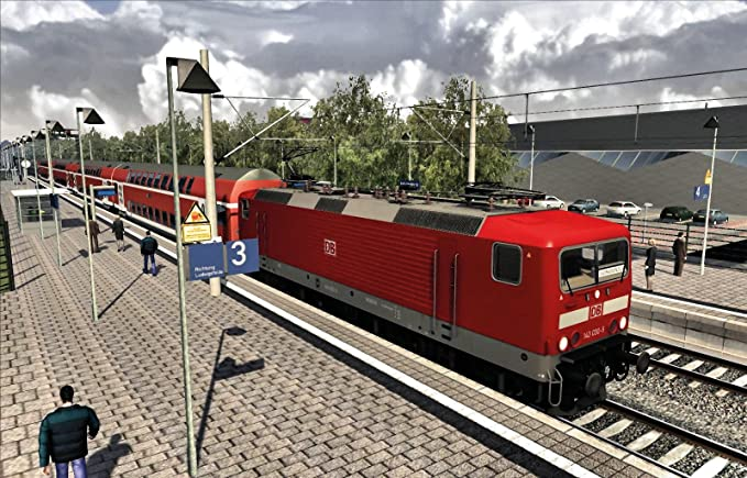 Train Simulator 2013 -- Berlin - Wittenberg -- BRAND: Amazon co uk