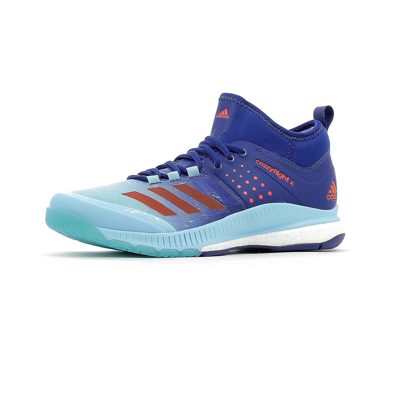 half off 2a514 e5fa1 adidas Crazyflight X Mid W, Zapatos de Voleibol para Mujer Amazon.es  Zapatos y complementos
