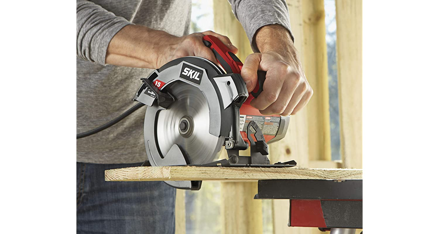 how to rip a board with a circular saw