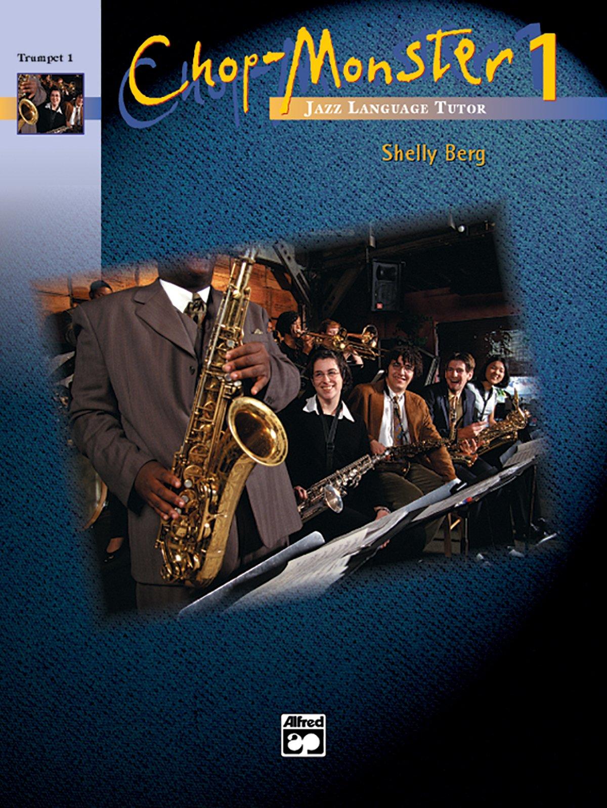 Chop-Monster, Book 1: Trumpet (Book) PDF