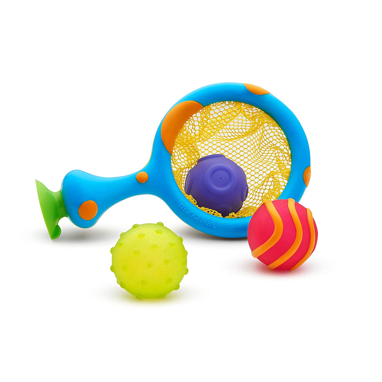 Munchkin - Scooper Hooper Badespielzeugset, Fangnetz mit Bä llen Munchkin Asia Limited 012004