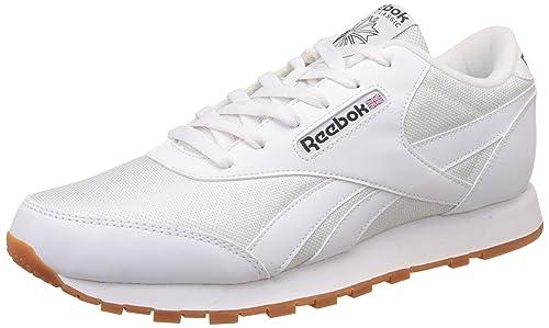 434a8d80deed0 Reebok Men s Classic Explore Lp White Running Shoes - 11 UK India (45.5 EU
