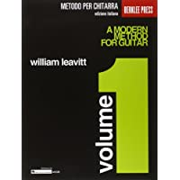 Metodo moderno per chitarra volume 1