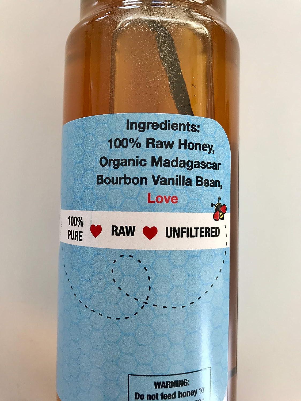 Honey Love – Madre de vainilla de Bourbon con infusión de ...