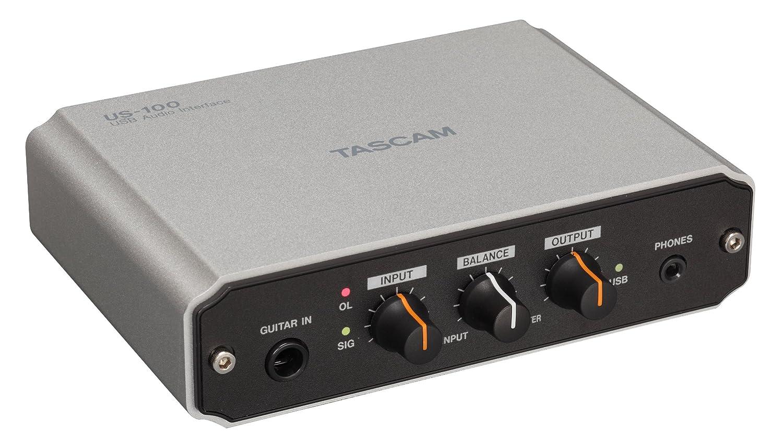 Tascam US-100 tarjeta de audio: Amazon.es: Electrónica